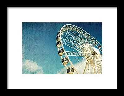 Wheel Framed Prints