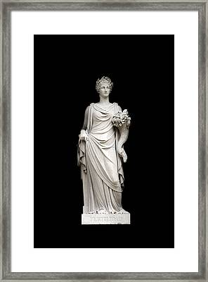 Framed Print featuring the photograph Fertility by Fabrizio Troiani