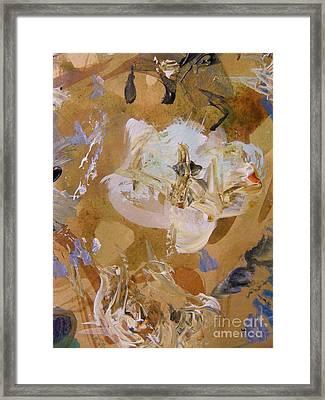 Fertility Framed Print by Nancy Kane Chapman