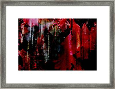 Framed Print featuring the digital art Festival  by Aurora Levins Morales