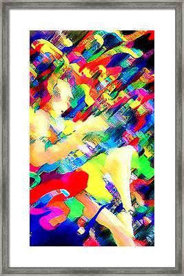 Festival Framed Print by Bruce Iorio