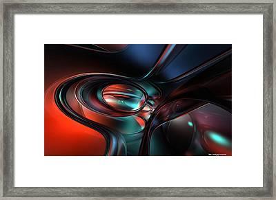 Festivet Framed Print by Renee Fereira