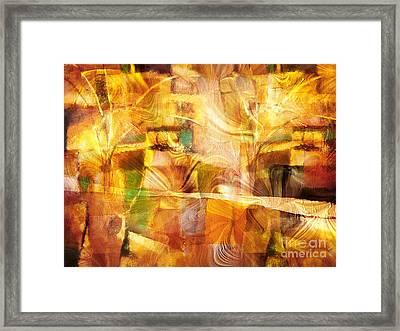 Festivo Framed Print