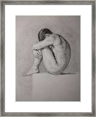Fetal Framed Print