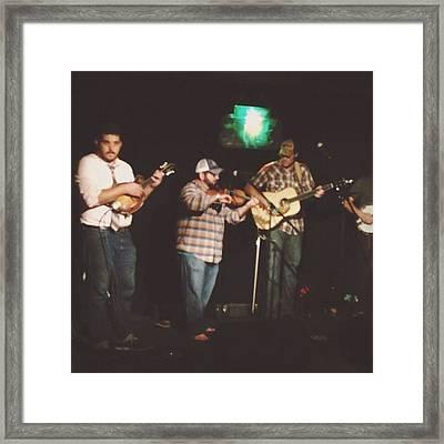 Fiddle Time #fiddle #colebrookroad Framed Print