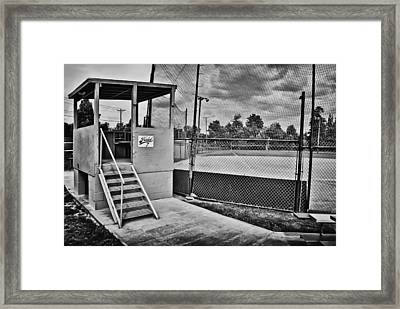 Field 7 Framed Print by Greg Jackson