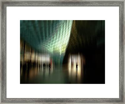 Fiera Milano C Framed Print