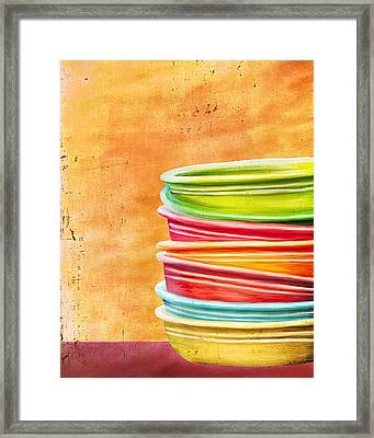 Fiesta 2 Framed Print by Brenda Bryant