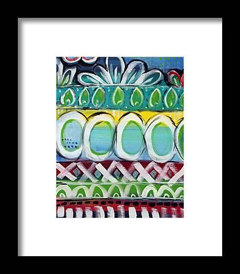 Patios Framed Prints