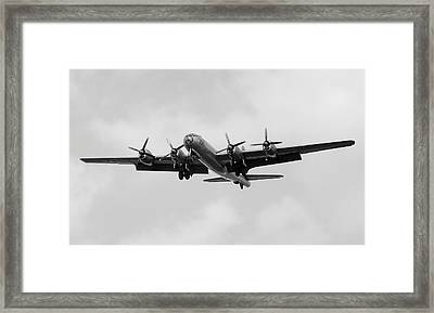 Bombs Away B29 Fifi Framed Print by Andy McAfee