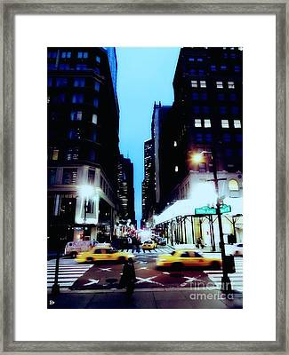 Fifth Framed Print