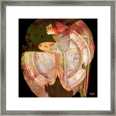 Figment No. 2 Framed Print