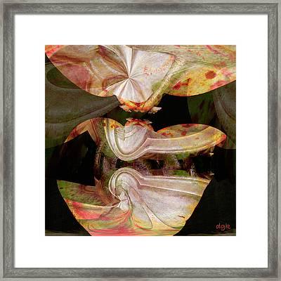 Figment No. 3 Framed Print