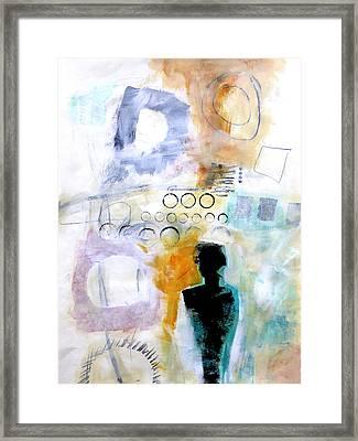 Figure 1 Framed Print by Jane Davies