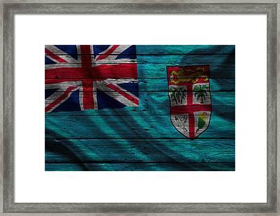 Fiji Framed Print by Joe Hamilton