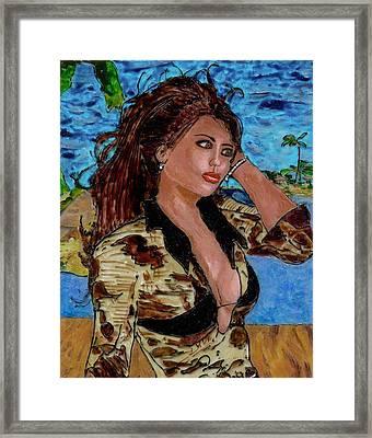 Fiji Framed Print by Phil Strang