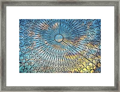 Filigree Framed Print by Jessica Jenney