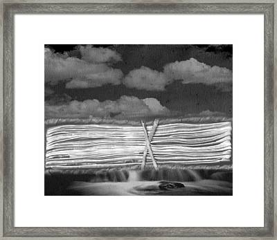 Filled With Dreams Framed Print