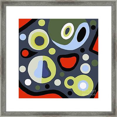Framed Print featuring the painting Fill'er Up by Bill Thomson