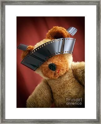 Filmophile Framed Print by Sinisa Botas