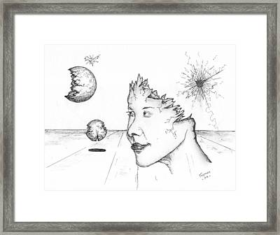 Final Chapter Framed Print by Dan Twyman