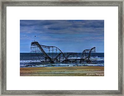 Final Farewell Framed Print