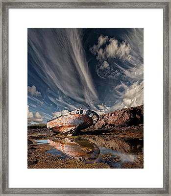 Final Place Framed Print