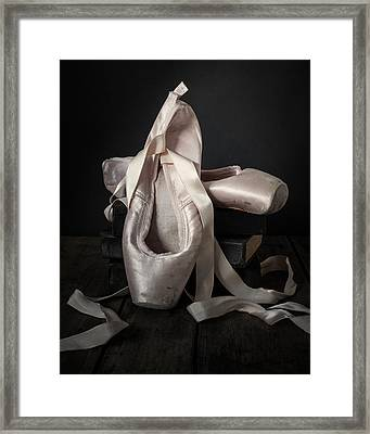 Finale Framed Print by Amy Weiss