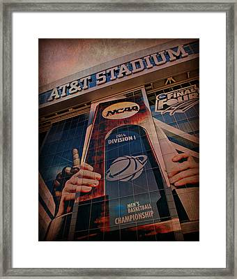 Finals Madness 2014 Framed Print by Stephen Stookey