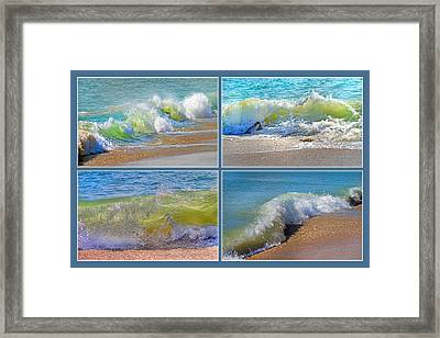 Find Your Inspiration Framed Print by Betsy Knapp