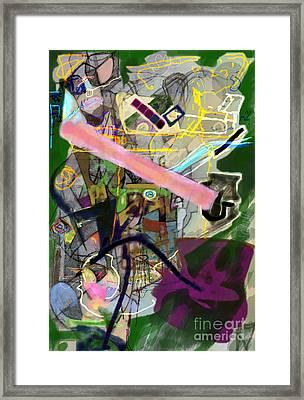 Penimiut 2h Framed Print by David Baruch Wolk