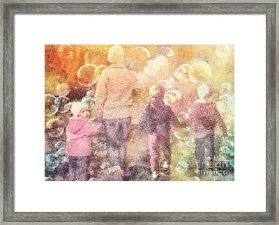 Finding Neverland Framed Print by Mo T
