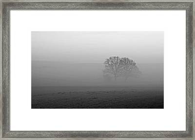 Finding Our Way Framed Print by Miguel Winterpacht