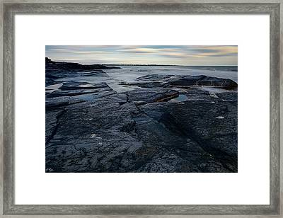 Finding Peace Framed Print by Lourry Legarde