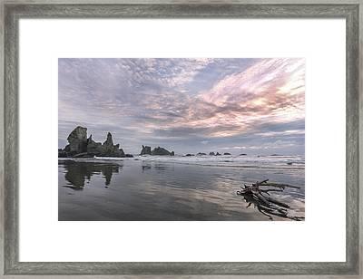 Finding Reflections Framed Print by Jon Glaser