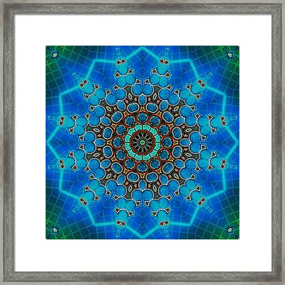 Findings 1 Framed Print by Wendy J St Christopher