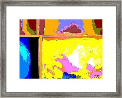 Fine Art Digital Print N1c 2 Framed Print