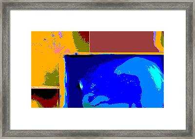 Fine Art Digital Print N1c 1 Framed Print