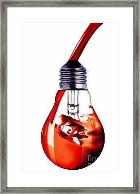 Fine Art Untitled No.33 Framed Print by Caio Caldas