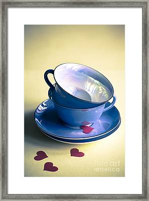 Fine China Framed Print