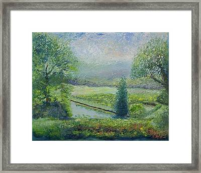 Fine Wines Framed Print by William Killen