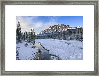 Finest Hour Framed Print by Evelina Kremsdorf