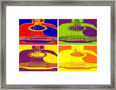 Finger Pickin' Good Framed Print by David Bearden