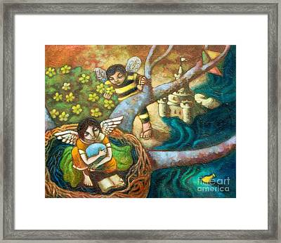 Finis Innocentiae Framed Print by Paul Hilario