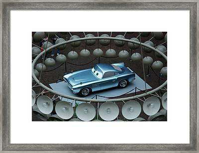 Finn Mcmissile Framed Print by Thomas Woolworth