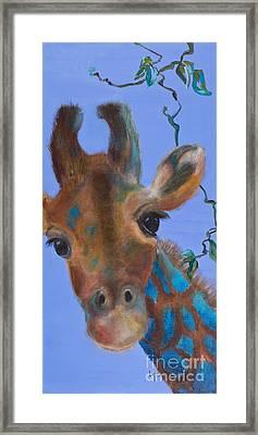 Fiona Framed Print by Lynn Rattray