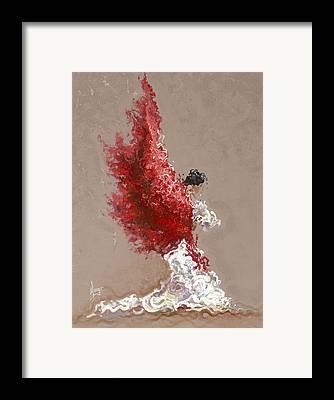 Figurative Framed Prints