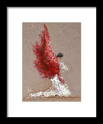Figurative Framed Prints