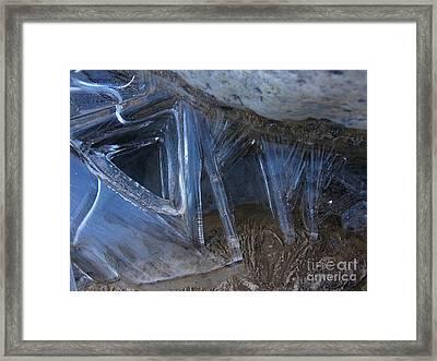 Firery  Framed Print