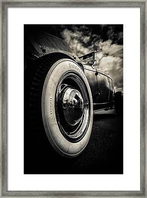 Firestone Ford Roadster Framed Print by motography aka Phil Clark